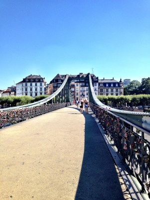 Eiserner Steg Bridge