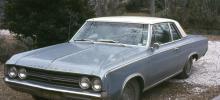 1967 Olds Cutlass