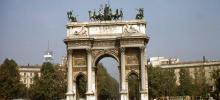 Arc de Triomphe - clean