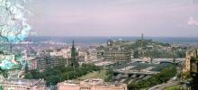 View from Edinburgh