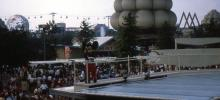 Mickey Mouse at New York World's Fair