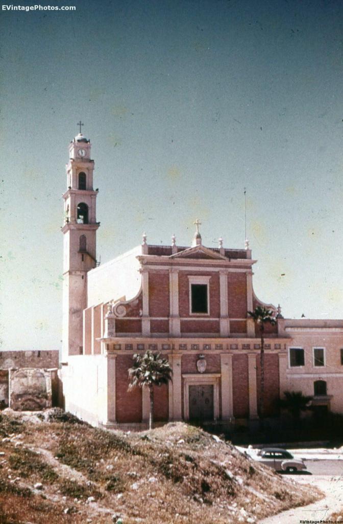 Unknown Christian Church