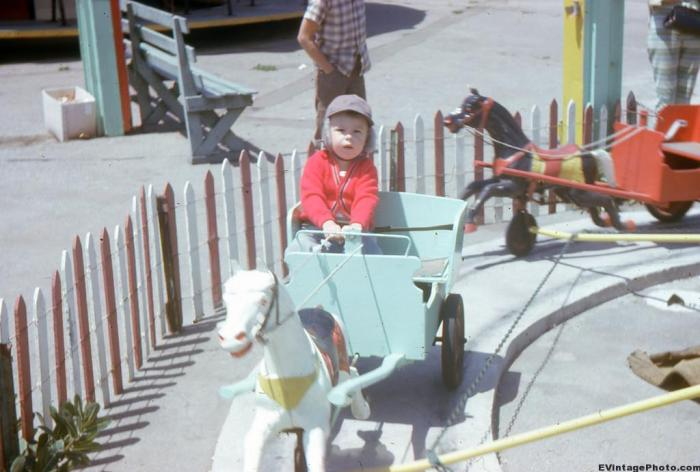 Childrens Amusement Park Ride