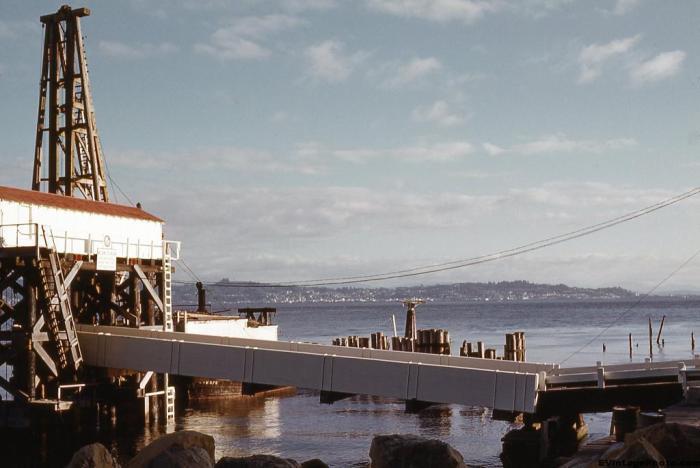 Astoria-Megler Ferry and Landing