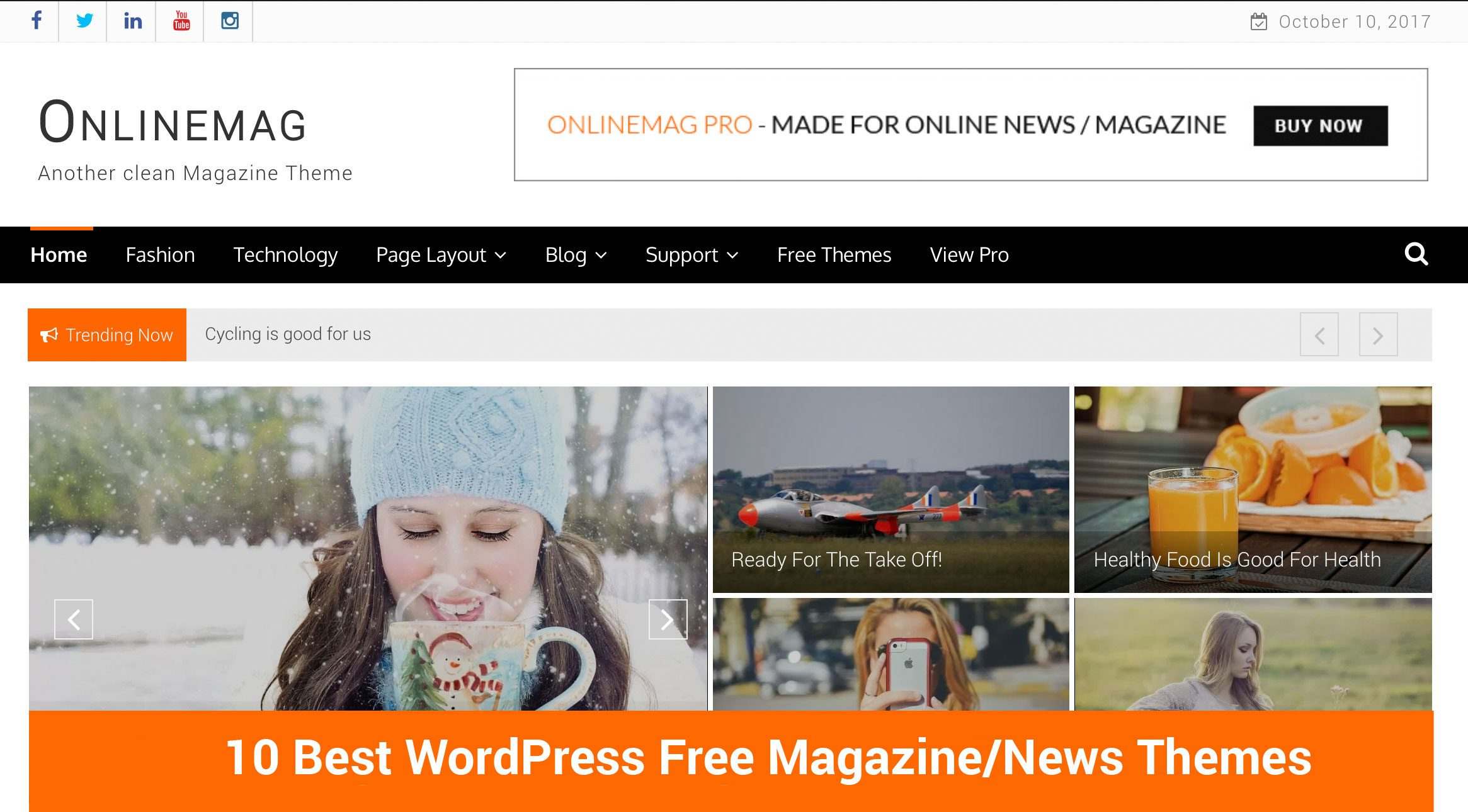 WordPress Themes Archives - eVision Themes Store