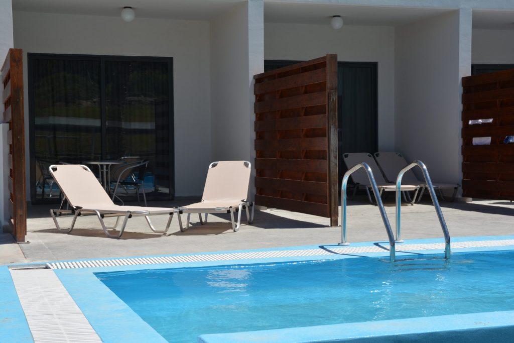 Evita Resort Sharing Pool View Faliraki Rhodes Greece