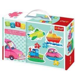 Trefl Baby puzzle, babydream.lv, 7.55 eur