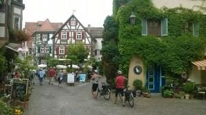 Kirchstraße in Besigheim