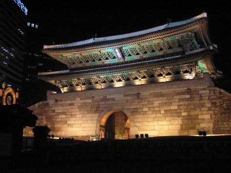 namdaemun seoul south korea
