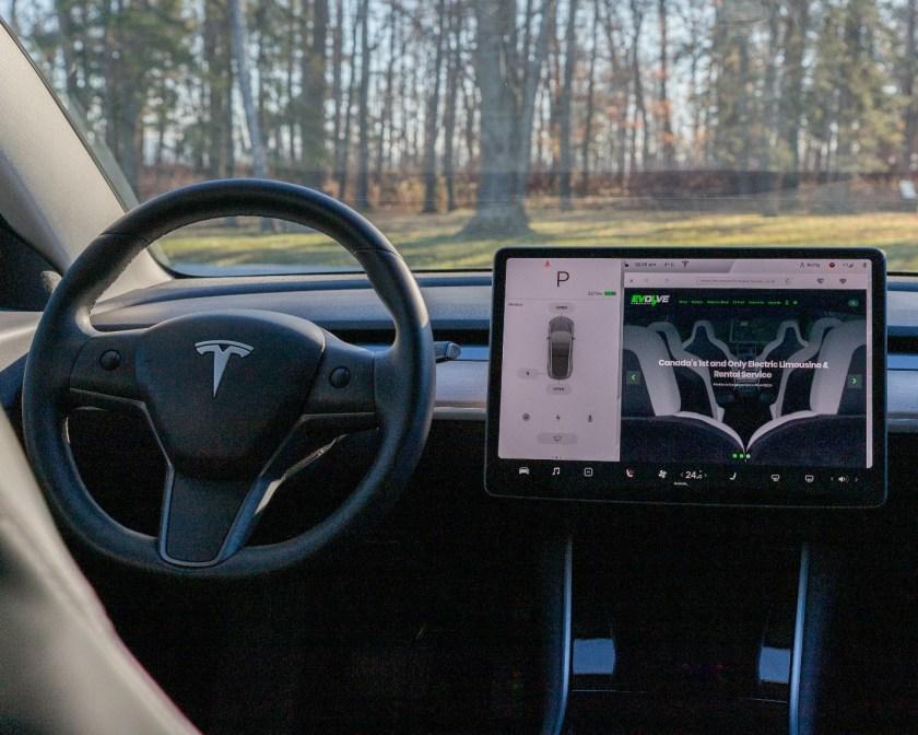 TeslaModel3Interior
