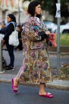 Milan street style 2016