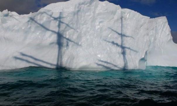 Сражение С Призраком Антарктиды
