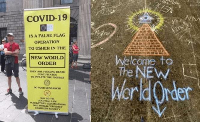 Сегодня наступил первый день официального Нового Мирового Порядка.