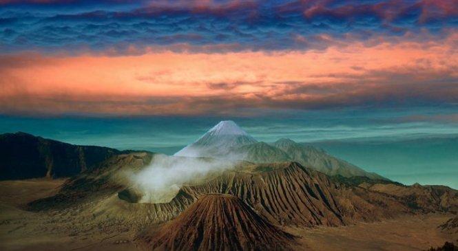 Исследование выявило постоянную угрозу катастрофических извержений супервулкана