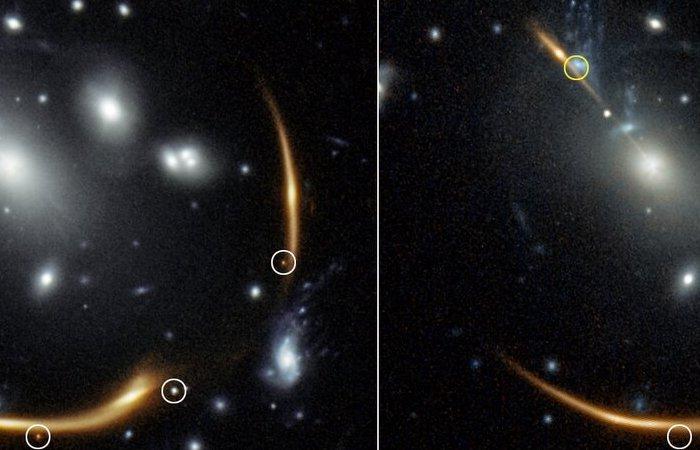 Повторный запуск взрыва сверхновой звезды ожидается в 2037 году