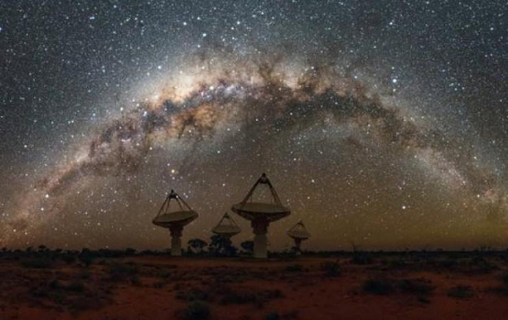 Загадочный радиосигнал рождается из центра Млечного Пути, и эксперты не знают, что это такое