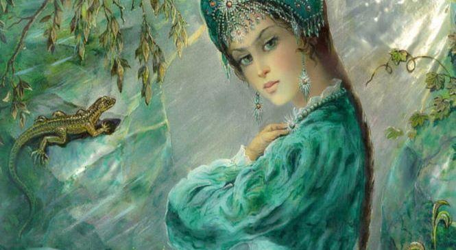 Красавица Медной горы: кто вдохновил Бажова на образ сказочной Хозяйки