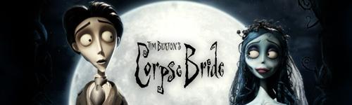 Corpse Bride por Tim Burton