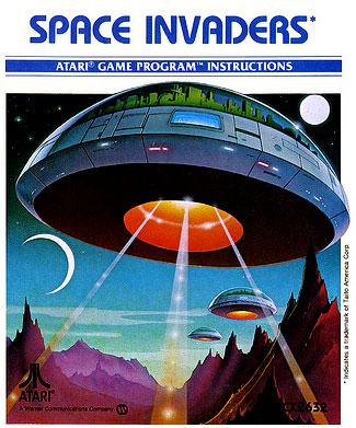 Atari - Space Invaders