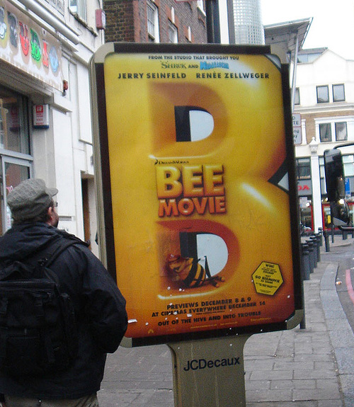 The Decapitator - Bee Movie