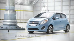Chevy Spark EV Kicks Chevy Spark Gas Ass, Consumer Reports Finds