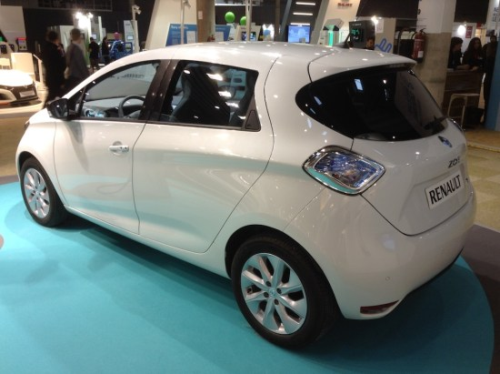 EV Sales. The Renault Zoe comes complete with its own charger unit and can be leased for £189 per month (plus the battery rental of £45 per month) for a grand total of £234 in the UK.