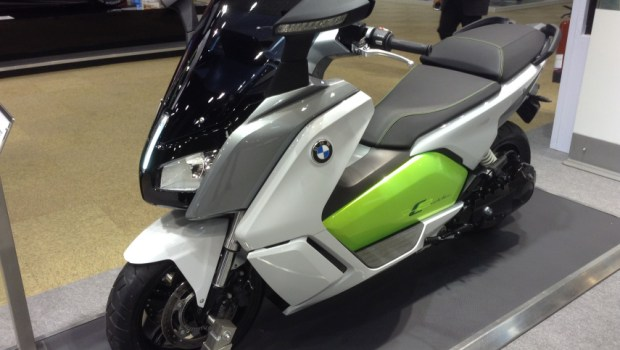 BMW electric scooter 5