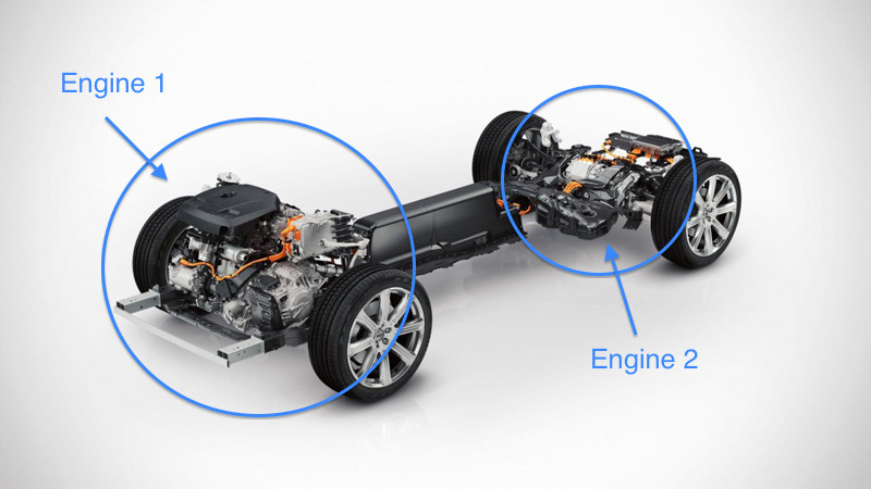 2015 Volvo Xc90 Gets The Twin Engine Treatment