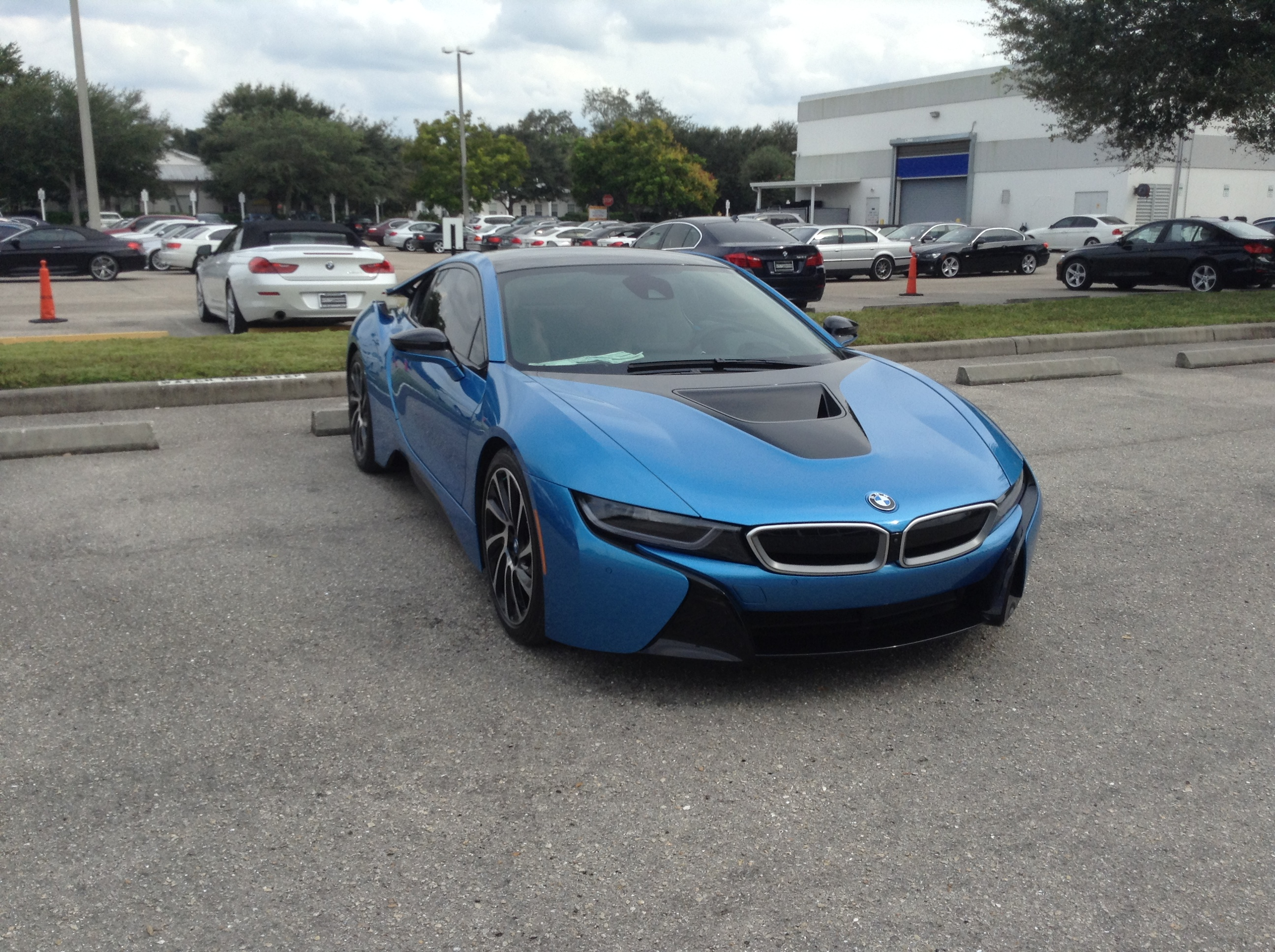 Bmw I8 Review Exclusive