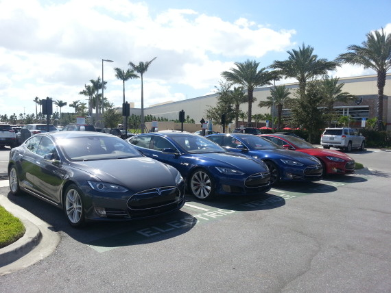 Tesla Model Ss Florida