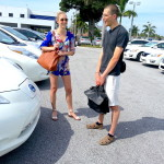 Zach and Mira Nissan LEAF
