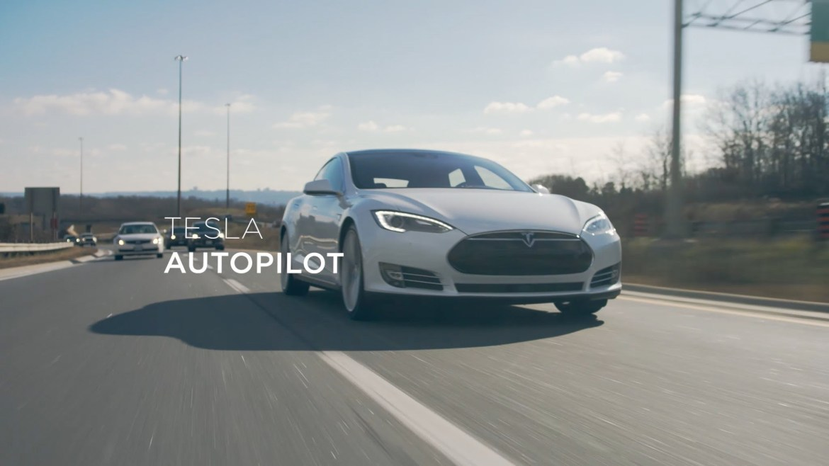 Tesla's Summon Feature Makes It To The UK