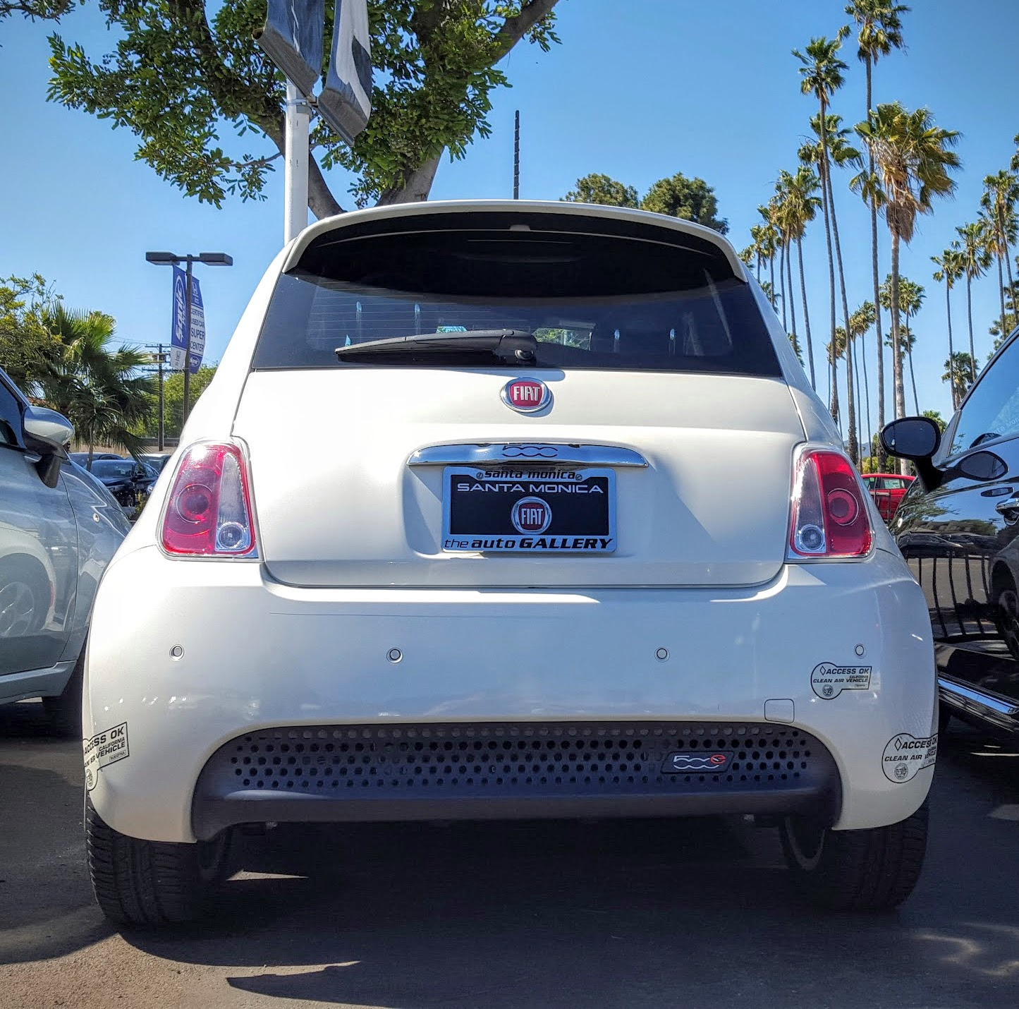 Fiat 500e Review