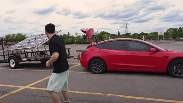 Charging Your Model 3 With Solar Panels