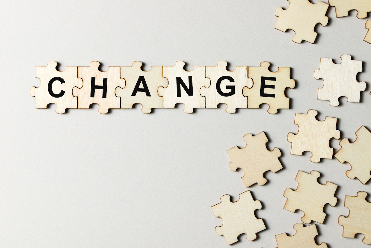 Agree to pursue improvement through evolutionary change