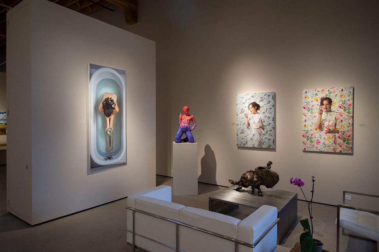 Evoke Contemporary Art Gallery In Santa Fe Nm