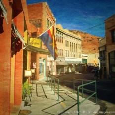 Main Street, Historic Bisbee, AZ