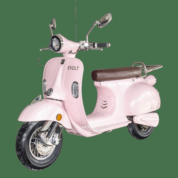 elmoped, rosa