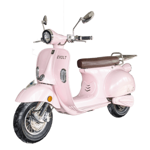 elmoped, rosa