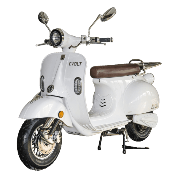 elmoped, vit