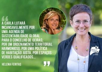 Apoio Helena Freitas