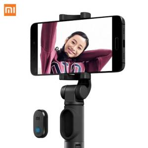 Bluetooth Tripod Selfie Stick With Wireless Remote 360 Rotation for Mobile Phones Selfie Sticks & Tripods cb5feb1b7314637725a2e7: add bag add bag add cable add bag add cable-8 add bag-6 add cable add cable-4 Black grey wired control wired control-10