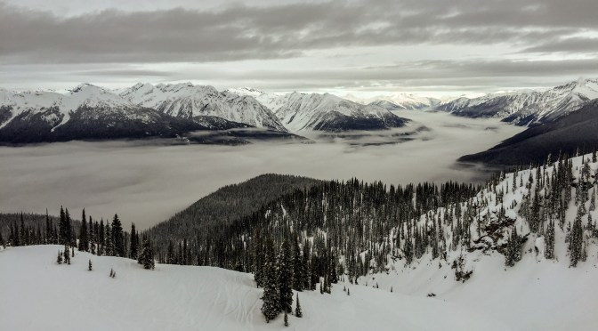 Ski Roadtrip: Day 8, Revelstoke, Day 3