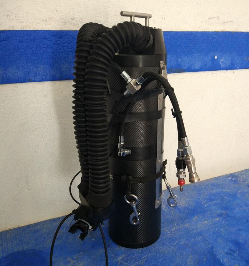 rebreather diving philippines evolution dive resort malapascua