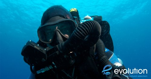 rebreather scuba toys evolution diving resort malapascua