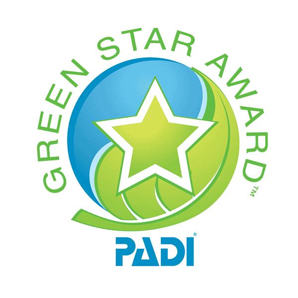 padi greenstar award evolution diving resort malapascua