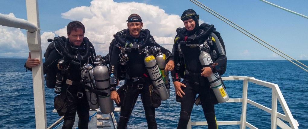 rebreather diving malapascua philippines