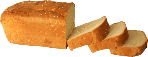 Sunbeam bread slices