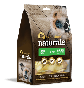 Evolution Naturals Zipper Pack - 3D render_ANGLED_LAMB EARS