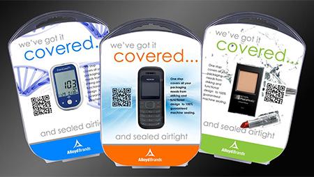 Alloyd - Sales Brochure / Print Collateral Developmen